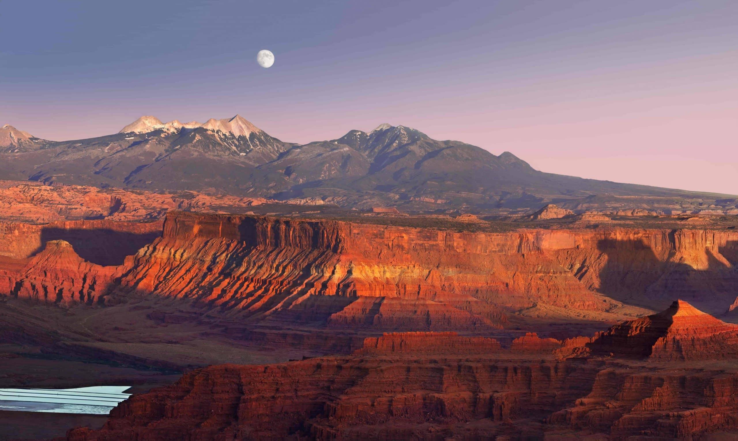 Canyonlands National Park i Utah - Risskov Rejser