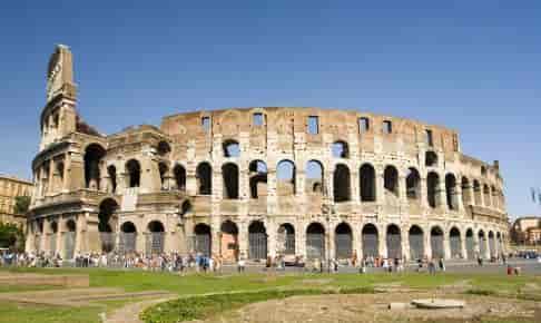Rundrejsen i Italien går også til Colosseum i Rom - Risskov Rejser