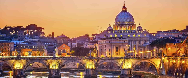 Peterskirken i Rom - Risskov Rejser