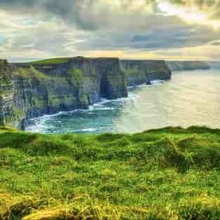 Cliffs of Moher, Irland - Risskov Rejser