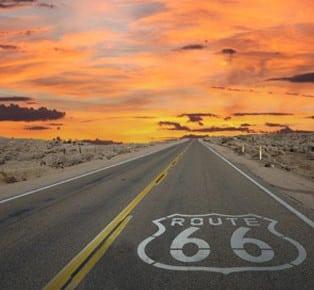 Route 66 tværs gennem USA - Risskov Rejser