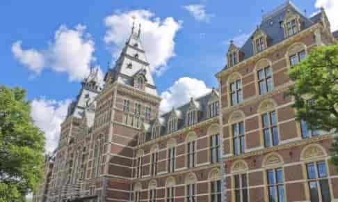 Rijksmuseum I Amsterdam, Holland - Risskov Rejser