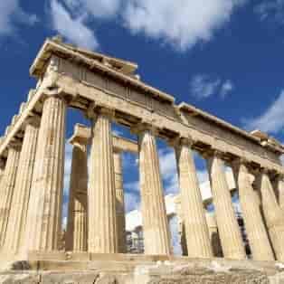 Akropolis er vel nok Athens største seværdighed