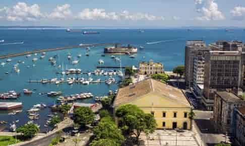 Allehelgensbugten, Brasilien - Risskov Rejser
