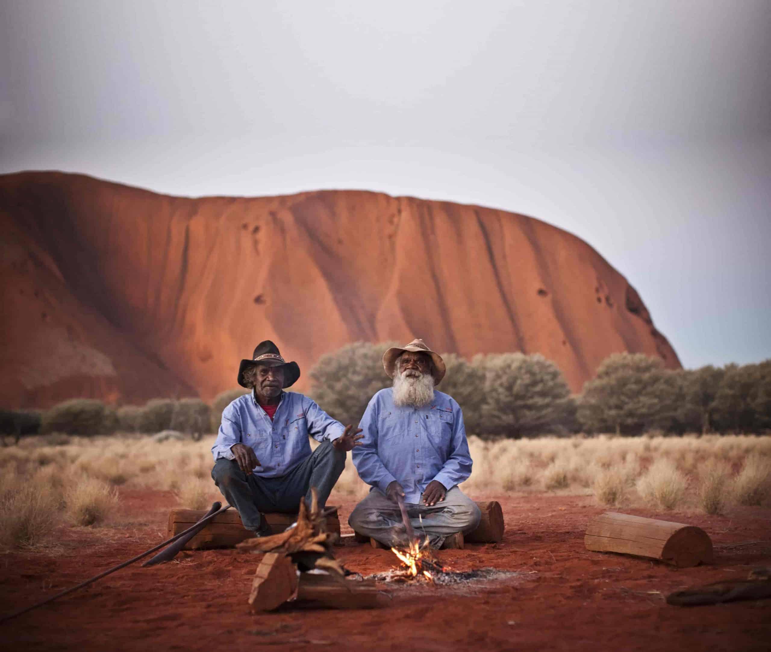 Ayers Rock/Uluru, Australien