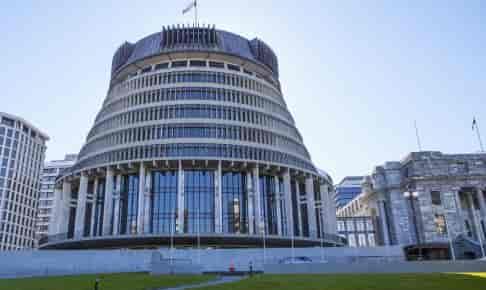Parlamentet i Wellingtong - Risskov Rejser