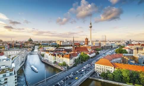 Berlin, Tyskland - Risskov Rejser