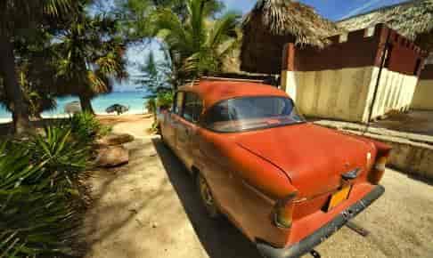 Snyd ikke dig selv for en tur i en gammel amerikaner, når du rejser til Cuba