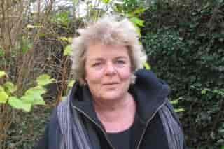 Rejseleder Birgitte Erharddt