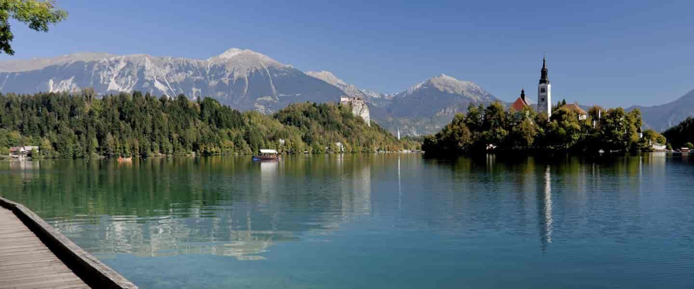 Bled - Slovenien - Risskov Rejser