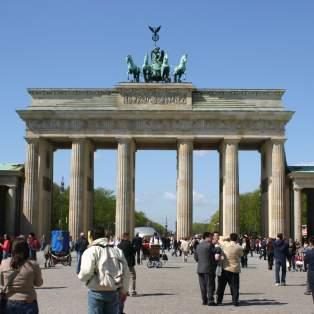 Brandenburger Tor - Berlin - Risskov Rejser