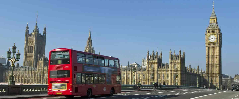 London view parliament