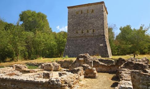 Ruiner af Butrinti - Risskov Rejser