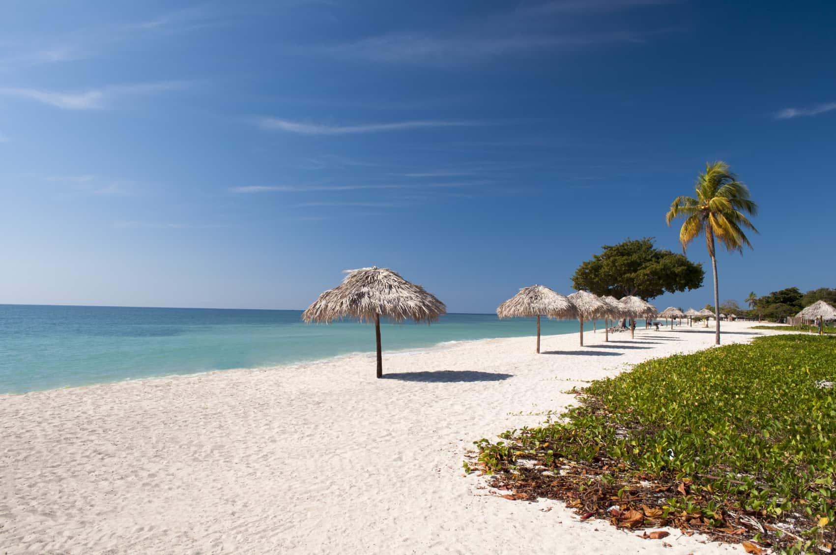 Caribisk Strand