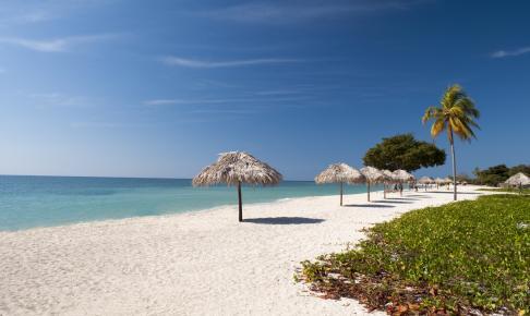 Caribisk strand - Risskov Rejser