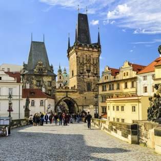 rundrejse til Prag