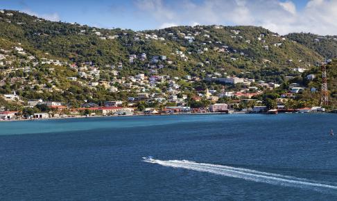 Charlotte Amalie på St. Thomas