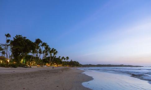Conchal strand - Risskov Rejser