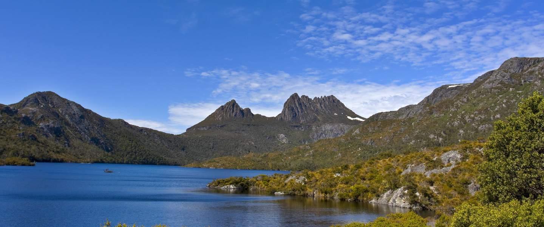 Cradle Mountain, Tasmanien - Risskov Rejser