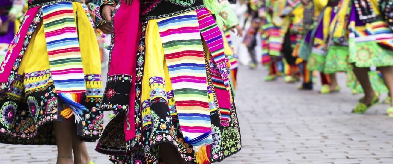 Dansere i Peru - Risskov Rejser