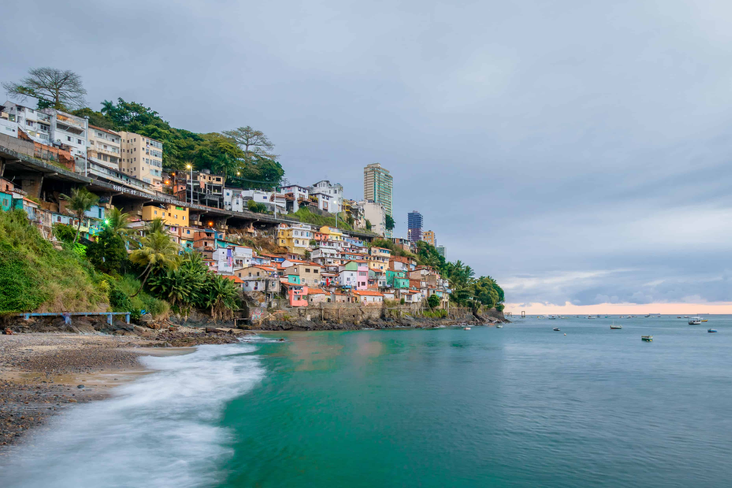 Todos os Santos, Brasilien - Risskov Rejser