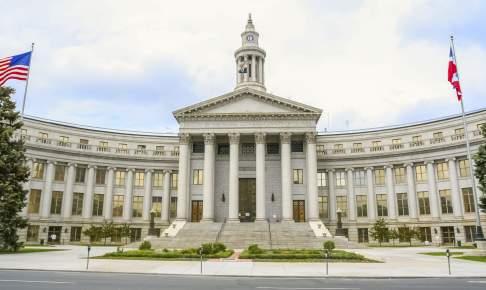 Denver City og County Building - Risskov Rejser