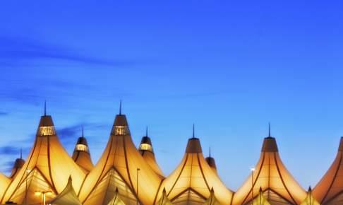Denver International Airport - Risskov Rejser