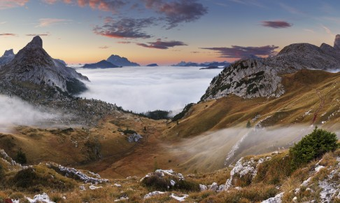 Dolomitterne, Italien - Risskov Rejser