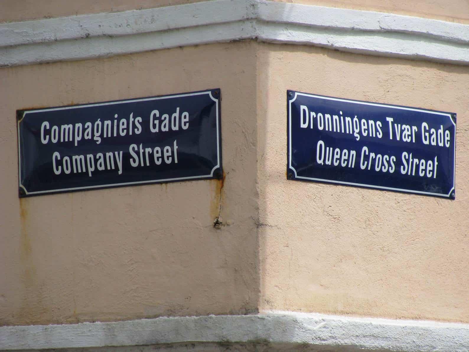 Dronningens Tvær Gade på de Vestindske Øer - Risskov Rejser