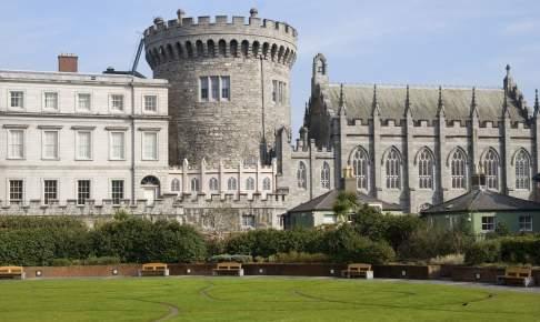 Dublin Castle - Risskov Rejser