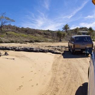 Fire hjul i Queensland - Australien - Risskov Rejser
