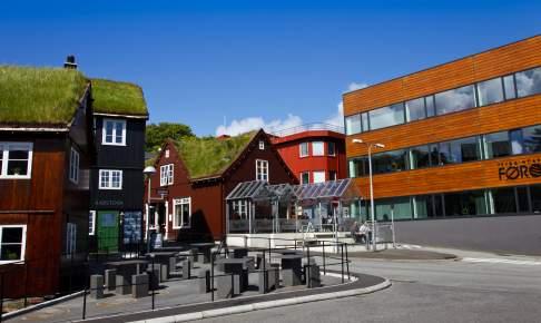 Gammelt og nyt Torshavn - Risskov Rejser