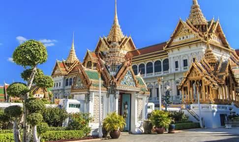 Grand Palace Bangkok - Thailand - Risskov Rejser