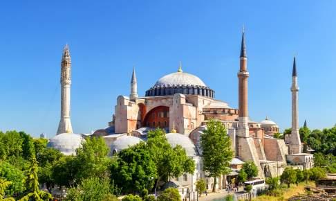 Hagia Sophia i Istanbul - Risskov Rejser