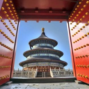 Himlens tempel - Beijing - Risskov Rejser
