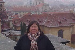 Rejseleder Jitka Kopecka