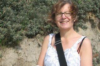 Rejseleder Joan Lynch