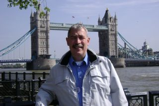Rejseleder John Rasmussen