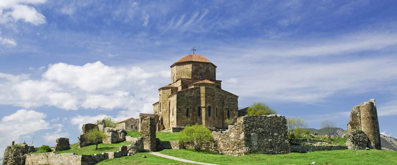 Jvari - Georgia - Risskov Rejser
