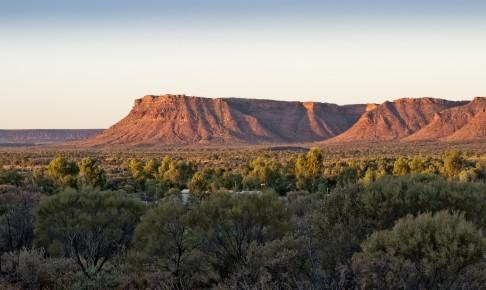 Kings Caynon - Australien - Risskov Rejser