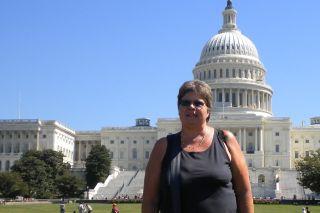 Rejseleder Kirsten Daubjerg