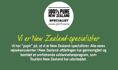 Risskov Rejser er New Zeland-Specialister