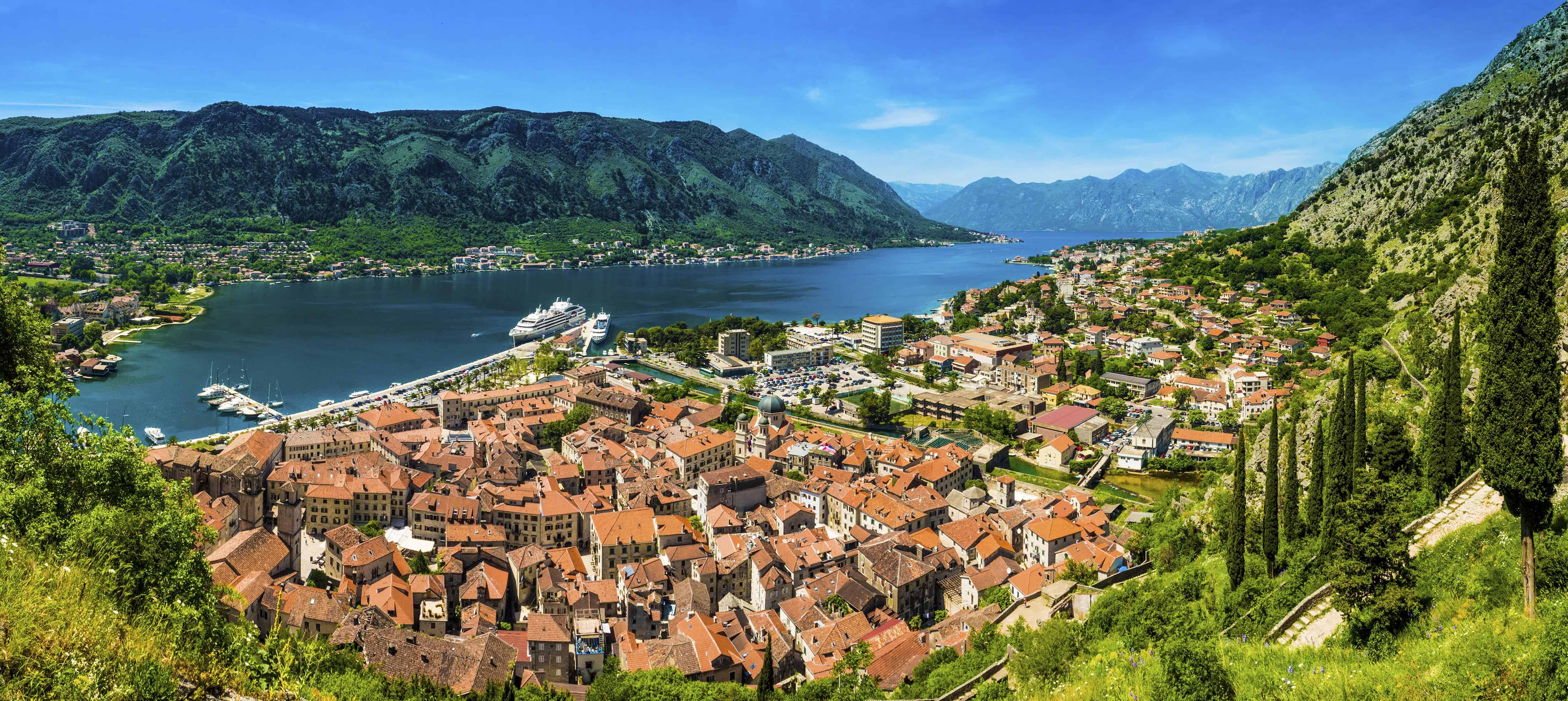 Kotor Bay i Montenegro - Risskov Rejser