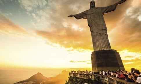 Jesus Christ over Rio de Janeiro - Risskov Rejser