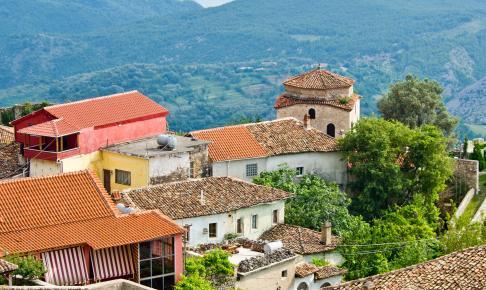 Rejser du til Albanien er det oplagt at besøge byen Krujë