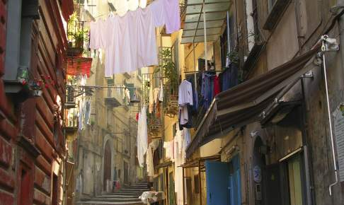 Napoli vasketøj
