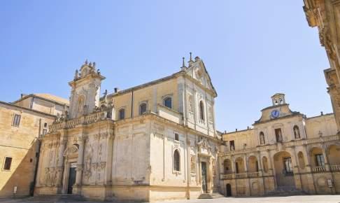 Domkirken i Lecce