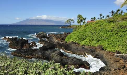 Beautiful Maui Beach Scene - Risskov Rejser