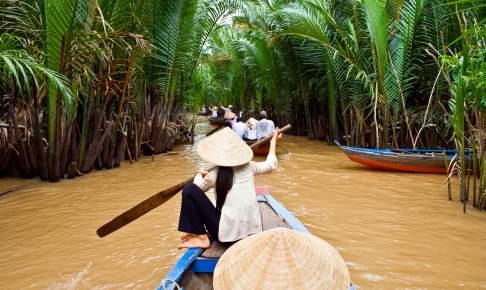 Mekong-deltaet i Vietnam - Risskov Rejser