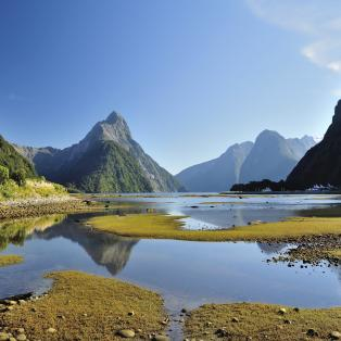 Milford Sound på Sydøen - Risskov Rejser